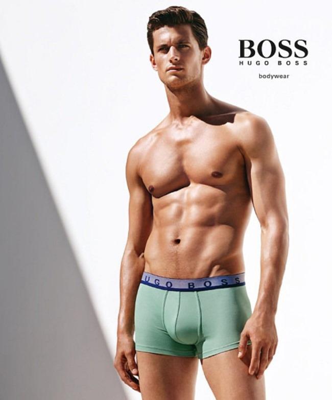 CAMPAIGN Garrett Neff for BOSS by Hugo Boss Bodywear 2015. www.imageamplified.com, Image Amplified (3)