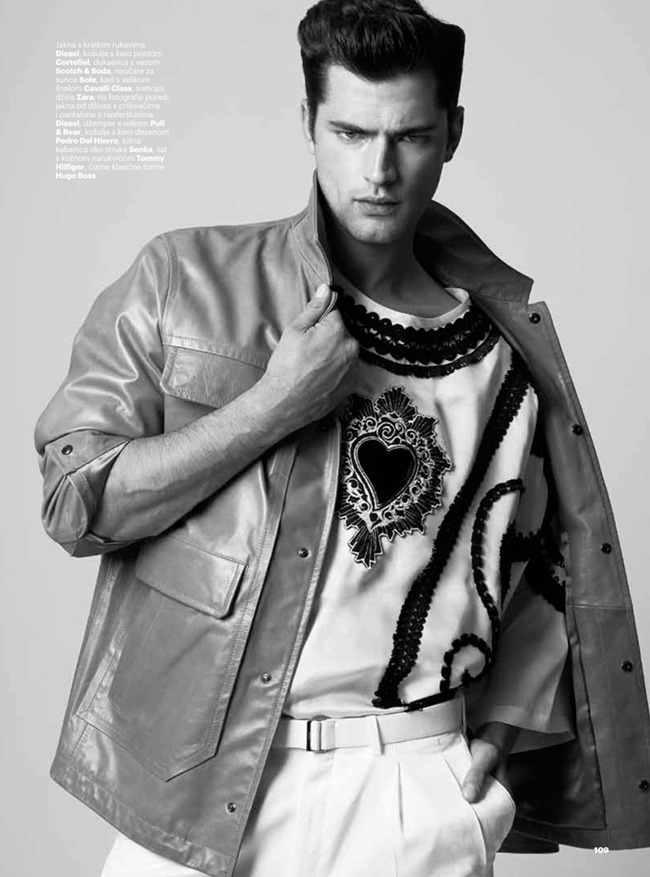 ESQUIRE SERBIA Sean O'Pry by Saverio Cardia. Ivan Rasic, Spring 2015, www.imageamplified.com, Image Amplified (2)