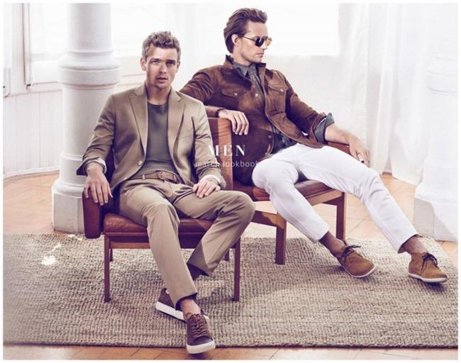 LOOKBOOK David Genat for Massimo Dutti March 2015. www.imageamplified.com, Image amplified (5)