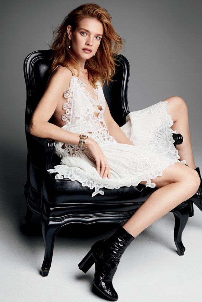 GLAMOUR MAGAZINE Natalia Vodianova by Patrick Demarchelier. Jillian Davison, April 2015, www.imageamplified.com, Image Amplified (3)