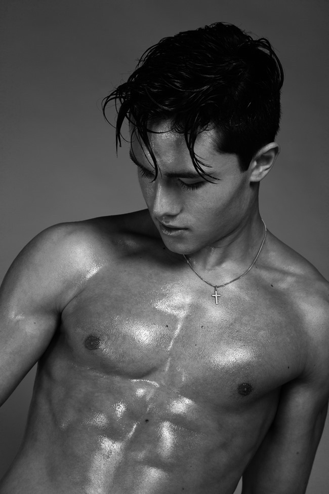 MASCULINE DOSAGE Enzo Carini by Alexandre Eustache. Spring 2015, www.imageamplified.com, Image Amplified (4)