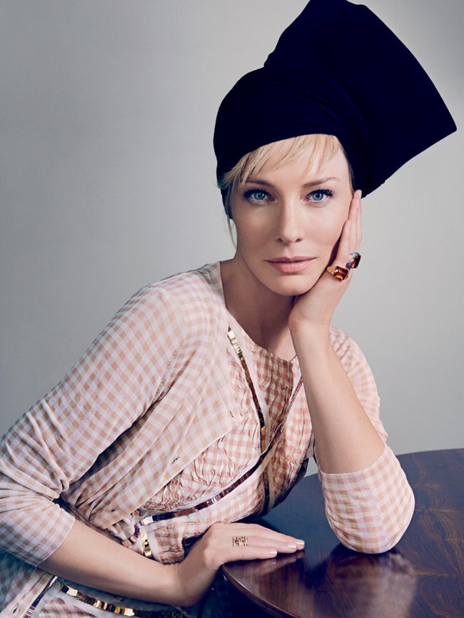VOGUE AUSTRALIA Cate Blanchett by Emma Summerton. Christine Centenera, April 2015, www.imageamplified.com, Image Amplified (1)
