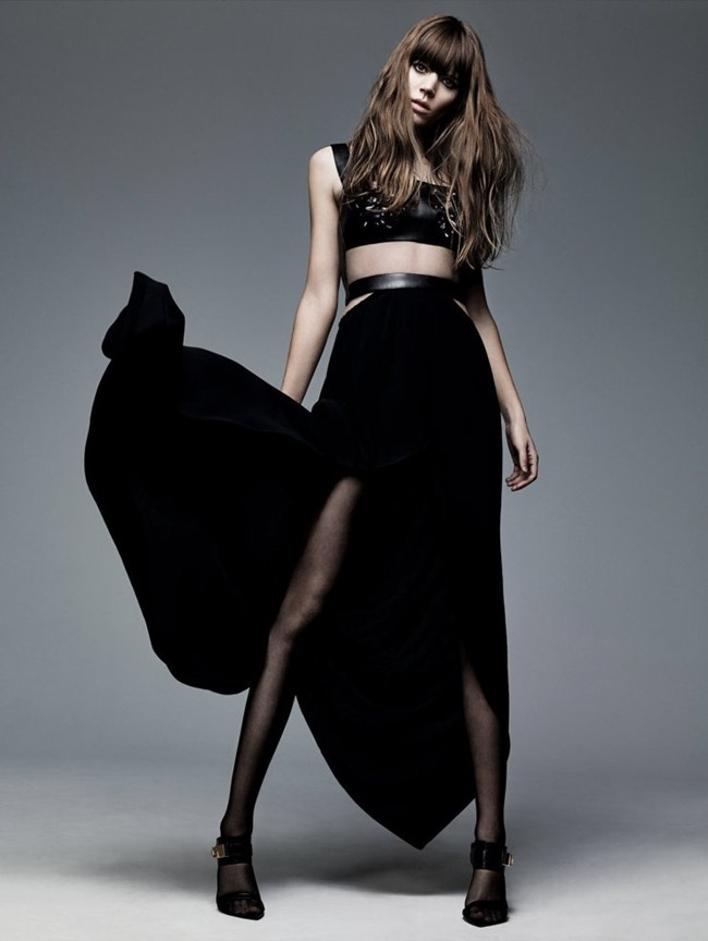 VOGUE CHINA Freja Beha Erichsen by Craig McDean. Alex White, April 2015, www.imageamplified.com, Image Amplified (6)