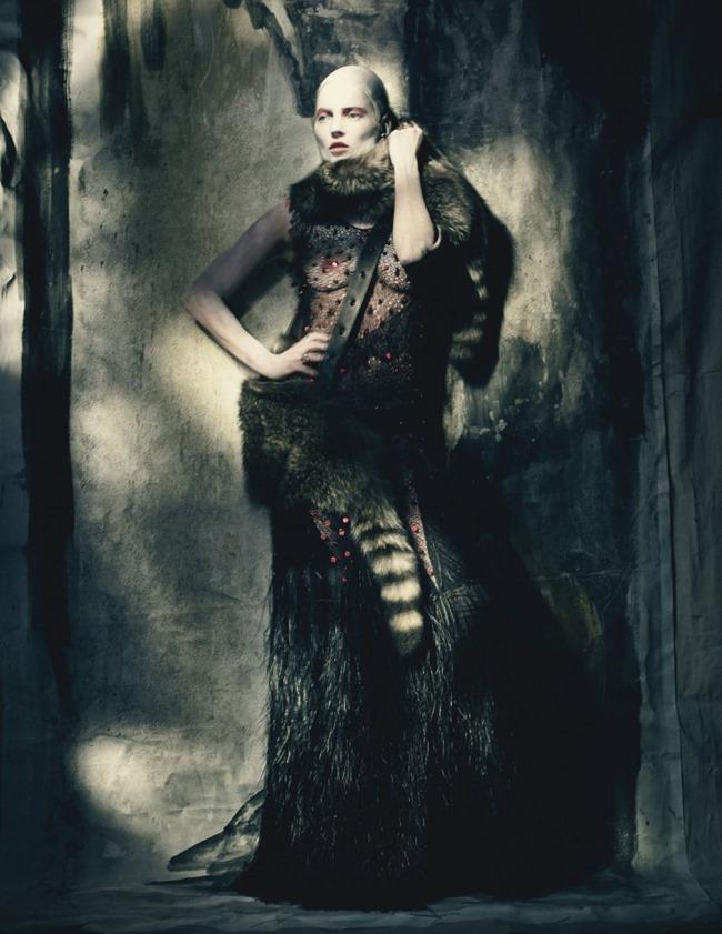 W MAGAZINE Kate Moss by Paolo Roversi. Edward Enninful, March 2015, www.imageamplified.com, Image Amplified (8)