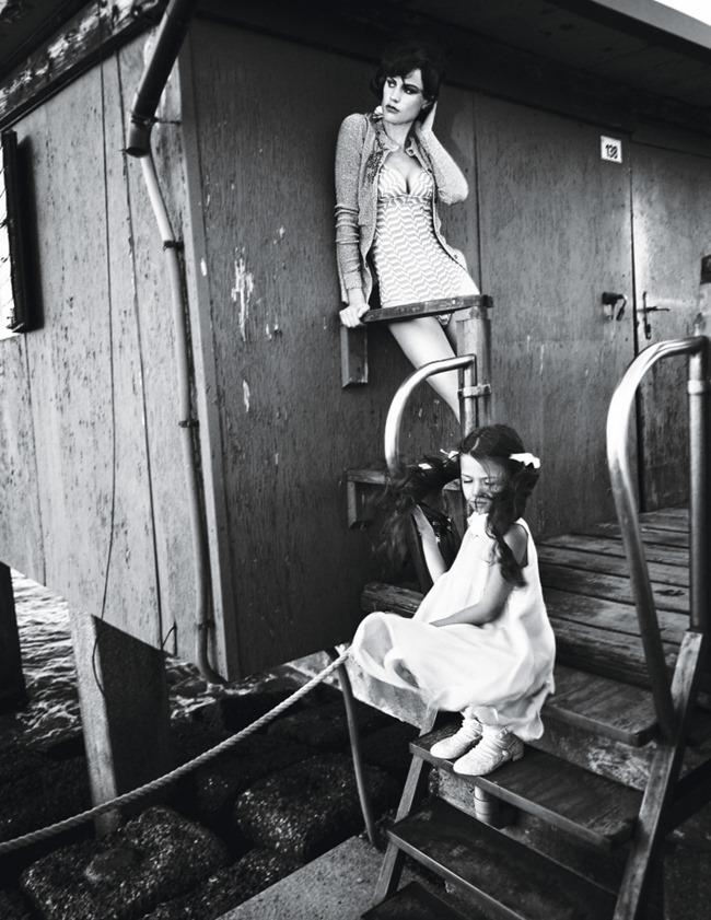 W MAGAZINE Saskia de Brauw by Paolo Roversi. Edward Enninful, March 2015, www.imageamplified.com, Image Amplified (3)