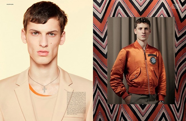 ANOTHER MAN MAGAZINE 2015 Collections by Benjamin Alexander Huseby. Ellie Grace Cumming, Spring 2015, www.imageamplified.com, Image Amplified (16)