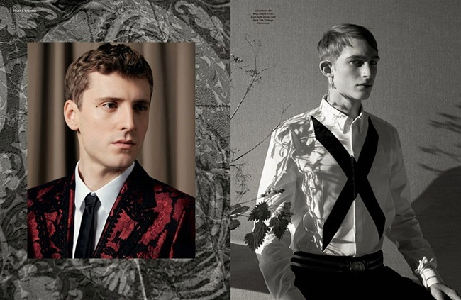ANOTHER MAN MAGAZINE 2015 Collections by Benjamin Alexander Huseby. Ellie Grace Cumming, Spring 2015, www.imageamplified.com, Image Amplified (3)