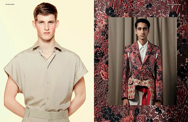 ANOTHER MAN MAGAZINE 2015 Collections by Benjamin Alexander Huseby. Ellie Grace Cumming, Spring 2015, www.imageamplified.com, Image Amplified (11)