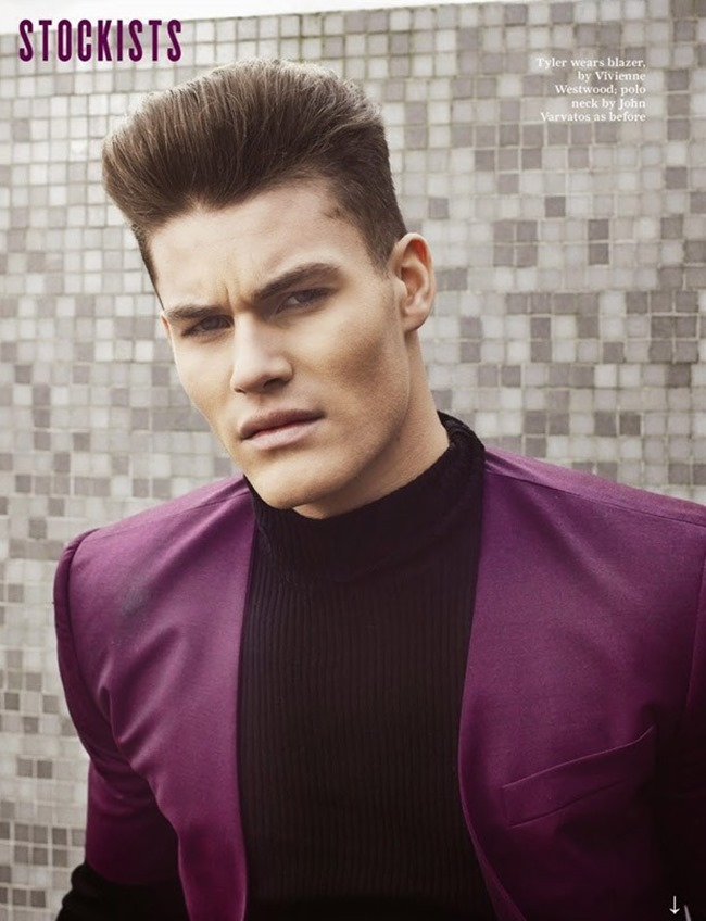 ATTITUDE UK Tyler Maher by Florian Renner. Joseph Kocharian, May 2015, www.imageamplified.com, Image Amplified (11)