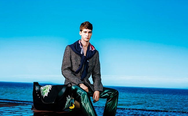 CAMPAIGN Corentin Renault for Issey Miyake Spring 2015, www.imageamplified.com, Image Amplified (2)