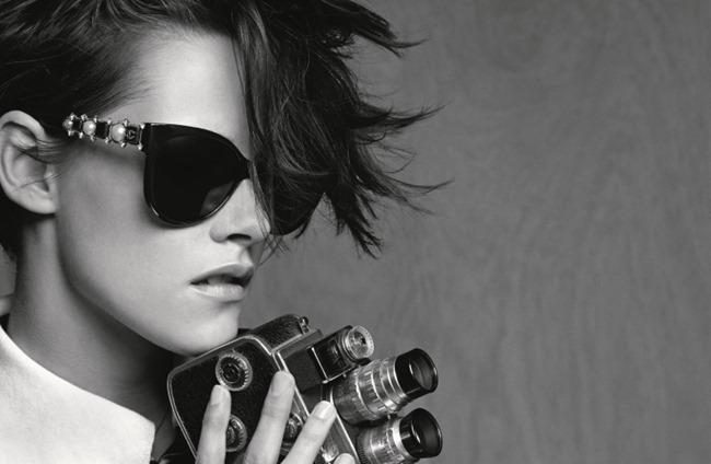 CAMPAIGN Kristen Stewart for Chanel Eyewear Spring 2015 by Karl Lagerfeld. www.imageamplified.com, Image Amplified (4)