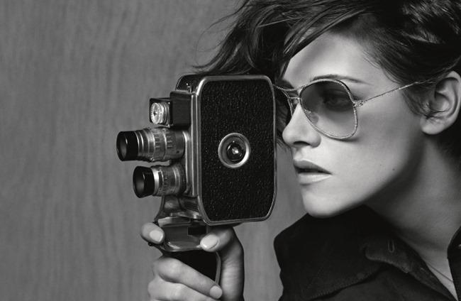 CAMPAIGN Kristen Stewart for Chanel Eyewear Spring 2015 by Karl Lagerfeld. www.imageamplified.com, Image Amplified (6)