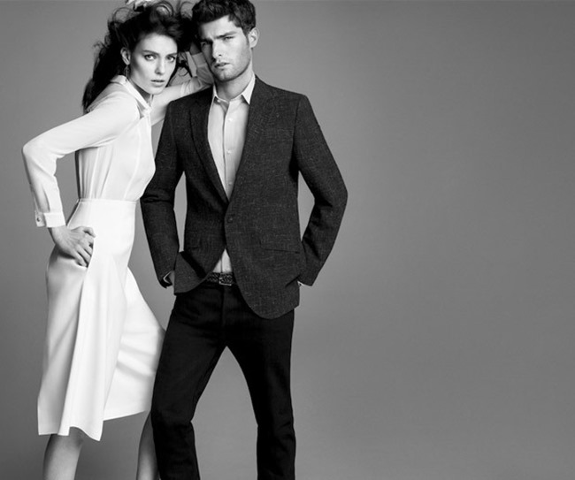 CAMPAIGN Paolo Anchisi for Club Monaco Spring 2015 by Inez & Vinoodh. www.imageamplified.com, Image Amplified (5)