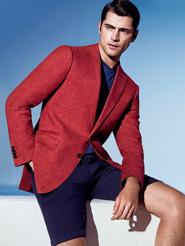 CAMPAIGN Sean O'Pry for Sarar Spring 2015 by Umit Savaci, www.imageamplified.com, Image Amplified (1)