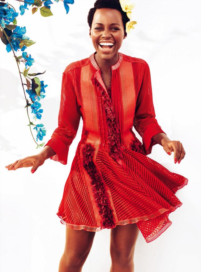 HARPER'S BAZAAR UK Lupita Nyong'o by Alexi Lubomirski. Miranda Almond, May 2015, www.imageamplified.com, Image Amplified (8)