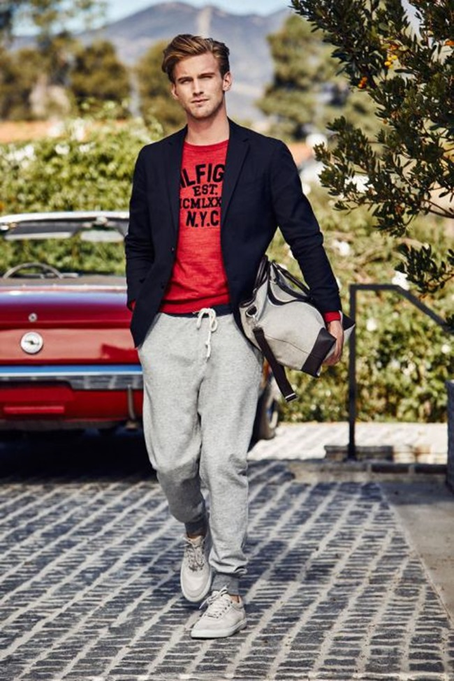 LOOKBOOK RJ King for Tommy Hilfiger Sprign 2015. www.imageamplified.com, Image Amplified (13)