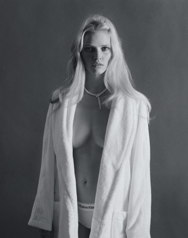 MARIE CLAIRE FRANCE Lara Stone by Elina Kechicheva. Anne-Sophie Thomas, May 2015, www.imageamplified.com, Image amplified (4)