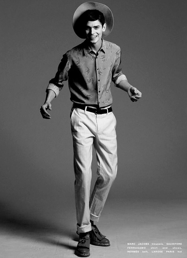 PAPER MAGAZINE Arthur Gosse by Paul Morel. Adele Cany, Spring 2015, www.imageamplified.com, Image Amplified (5)