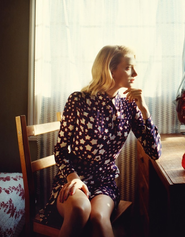 PORTER MAGAZNE Lily Donaldson by Tom Craig. Cathy Kasterine, Summer 2015, www.imageamplified.com, Image Amplified (6)