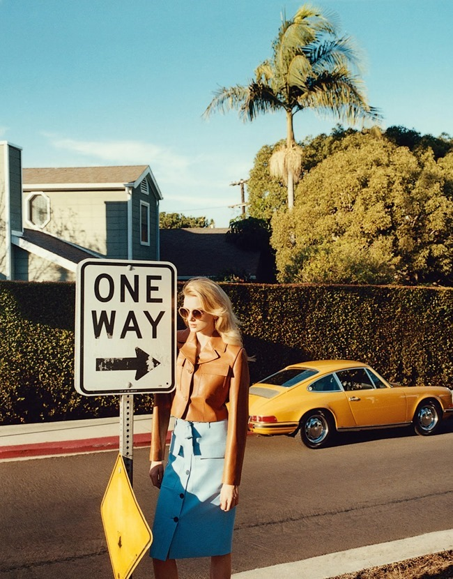 PORTER MAGAZNE Lily Donaldson by Tom Craig. Cathy Kasterine, Summer 2015, www.imageamplified.com, Image Amplified (9)