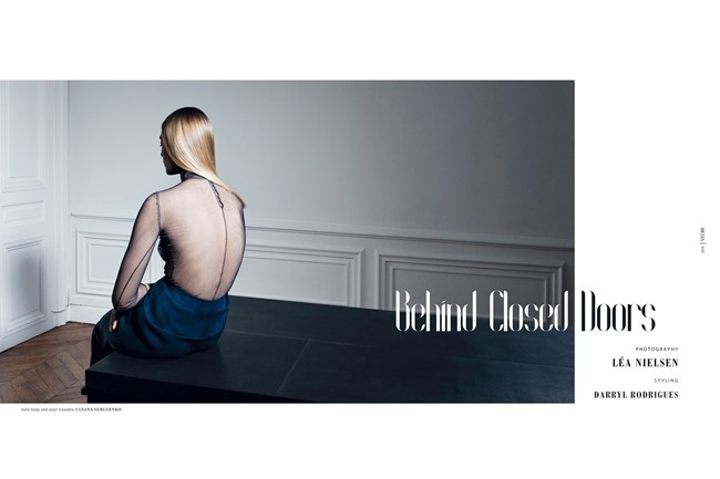 VEOIR MAGAZINE Isabel Deprince by Lea Rielsen. Darryl Rodrigues, Spring 2015, www.imageamplified.com, Image Amplified (1)