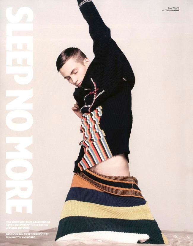 VMAN MAGAZINE Sleep No More by Pierre Debusschere. Tom Van Dorpe, Spring 2015, www.imageamplified.com, Image amplified (1)