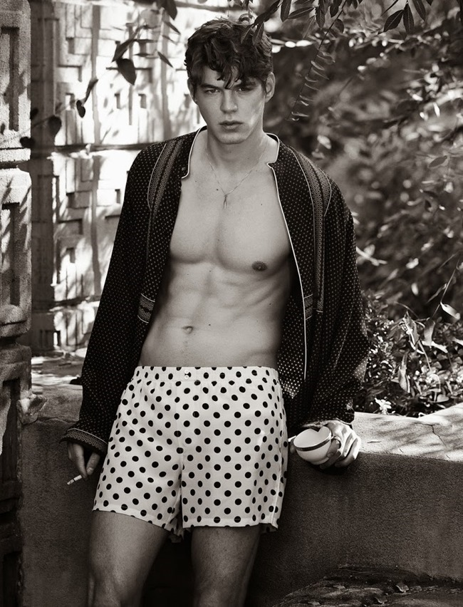 VOGUE HOMMES INTERNATIONAL Bertold Zahoran by Mark Segal. Robble Spencer, Spring 2015, www.imageamplified.comm, Image Amplified (5)