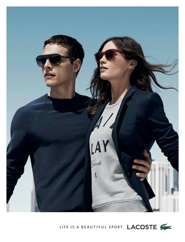 CAMPAIGN Alexandre Cunha for Lacoste Spring 2015 by Jacob Sutton. Jay Massacret, www.imageamplified.com, Image Amplified (9)