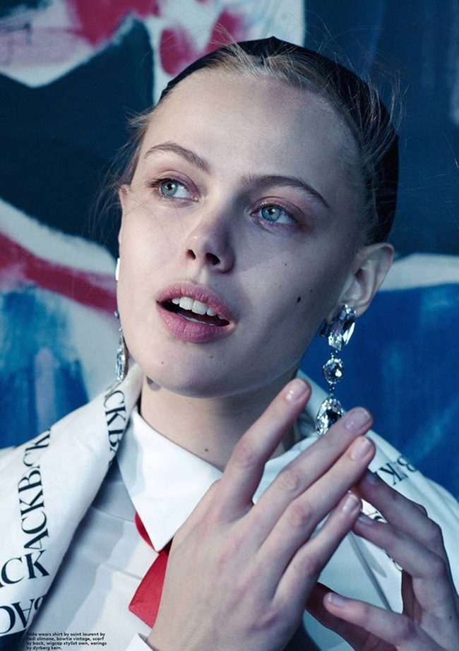 CONTRIBUTOR MAGAZINE Frida Gustavsson by Peter Gehrke. Robert Rydberg, Spring 2015, www.imageamplified.com, Image Amplified (8)