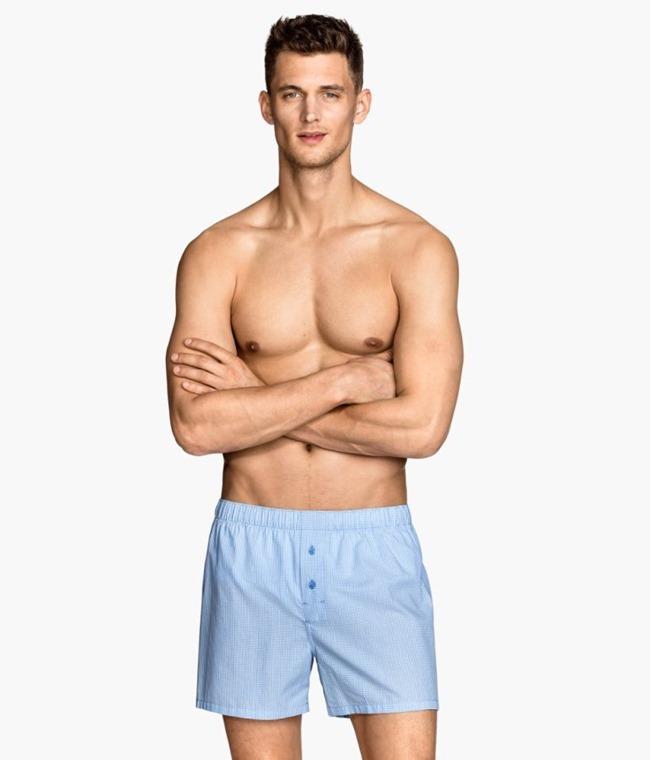 LOOKBOOK Garrett Neff for H&M Underwear Spring 2015. www.imageamplified.com, Image Amplified (7)