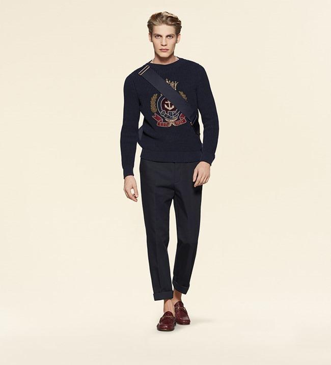 LOOKBOOK Baptiste Radufe for Gucci Spring 2015. www.imageamplified.com, Image Amplified (18)