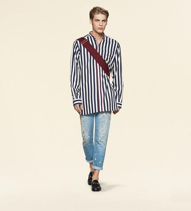 LOOKBOOK Baptiste Radufe for Gucci Spring 2015. www.imageamplified.com, Image Amplified (19)