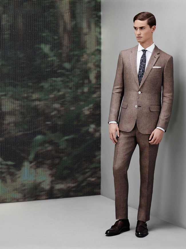 LOOKBOOK Jason Anthony for Hugo Boss Spring 2015. www.imageamplified.com, Image Amplified (2)