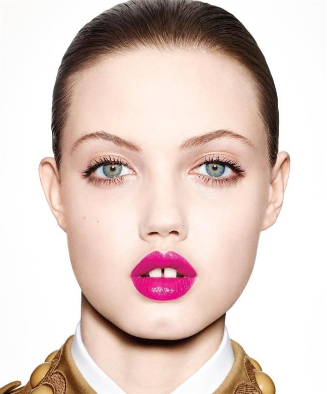 M LE MONDE Lindsey Wixson by Richard Burbridge. Charlotte Collet, April 2015, www.imageamplified.com, Image Amplified (4)