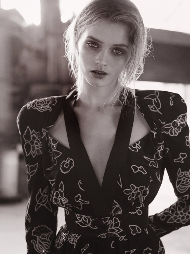 VOGUE AUSTRALIA Abbey Lee Kershaw by Will DAvidson. Christine Centenera, May 2015, www.imageamplified.com, Image Amplified (2)