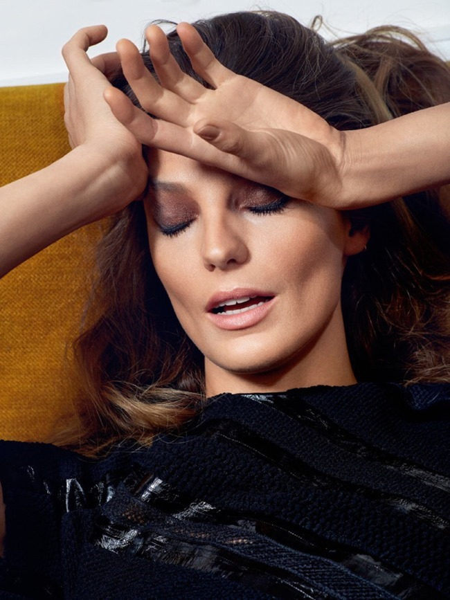 VOGUE PARIS Daria Werbowy by Collier Schorr. Suzanne Koller, May 2015, www.imageamplified.com, Image Amplified (1)