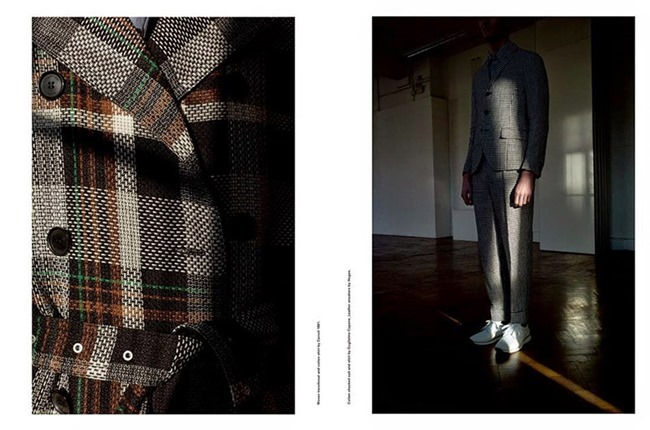 ANOTHER MAN Rhys Pickering & Rory Cooper by Max Farago. Robbie Spencer, Spring 2015, www.imageamplified.com, Image Amplified (7)