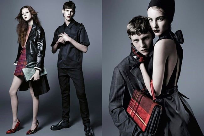 CAMPAIGN Prada Pre-Fall 2015 by Steven Meisel. www.imageamplified.com, Image Amplified (3)