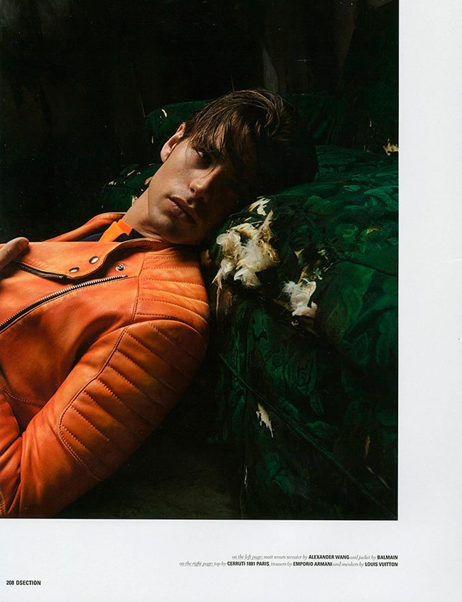DSECTION Matt Trethe by James White. Christopher Preston, Spring 2015, www.imageamplified.com, Image Amplified (2)