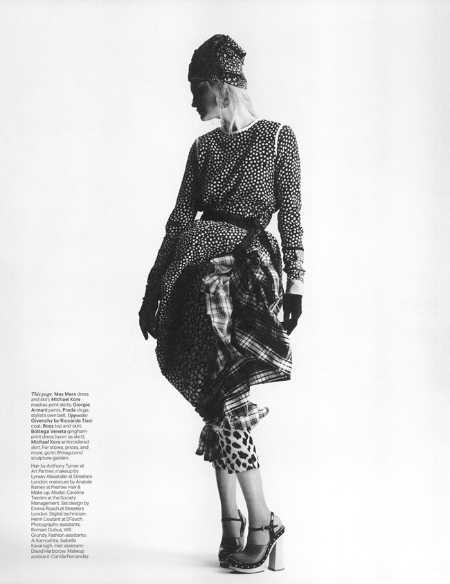 W MAGAZINE Caroline Trentini by Willy Vanderperre. Panos Yiapanis, May 2015, www.imageamplified.com, Image Amplified (4)