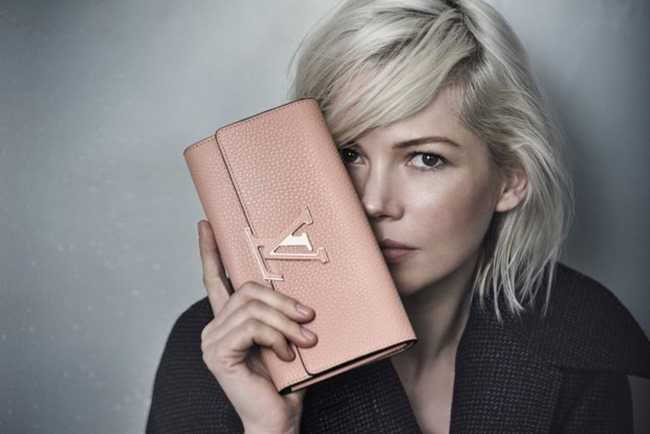 CAMPAIGN Michelle Williams for Louis Vuitton by Peter Lindbergh. Spring 2015, www.imageamplified.com, Image Amplified (12)