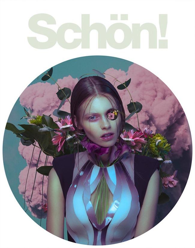 FASHION PHOTOGRAPHY Erika Labanauskaite for Schon! Magazine, Spring 2015, www.imageamplified.com, Image Amplified (5)