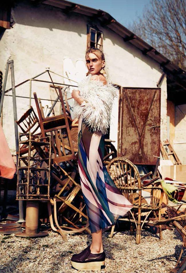 FASHION PHOTOGRAPHY Karolina Zurkowska for Ich Magazine, Spring 2015, www.imageamplified.com, Image Amplified (5)
