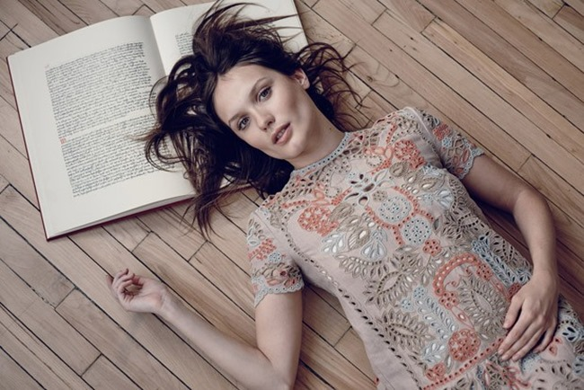 FLAUNT MAGAZINE Ana Girardot by Eric Gullemain. Spring 2015, www.imageamplified.com, Image amplified (6)
