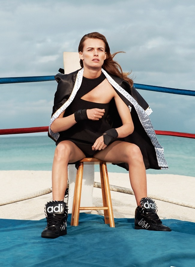 FLAIR MAGAZINE Edita Vilkeviciute by Collier Schorr. Sissy Vian, May 2015, www.imageamplified.com, Image Amplified (10)