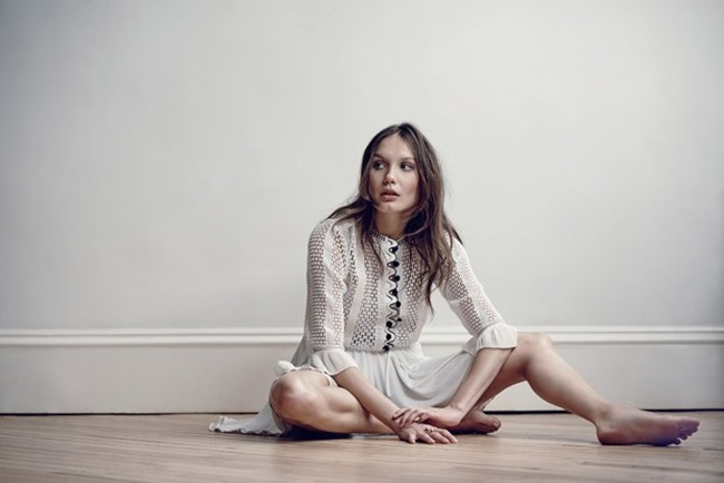 FLAUNT MAGAZINE Ana Girardot by Eric Gullemain. Spring 2015, www.imageamplified.com, Image amplified (2)