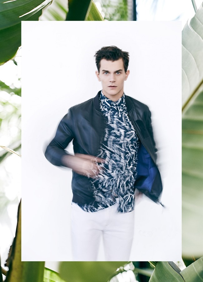 LOOKBOOK Vincent Lacrocq for Mango Spring 2015. www.imageamplified.com, Image Amplified (6)