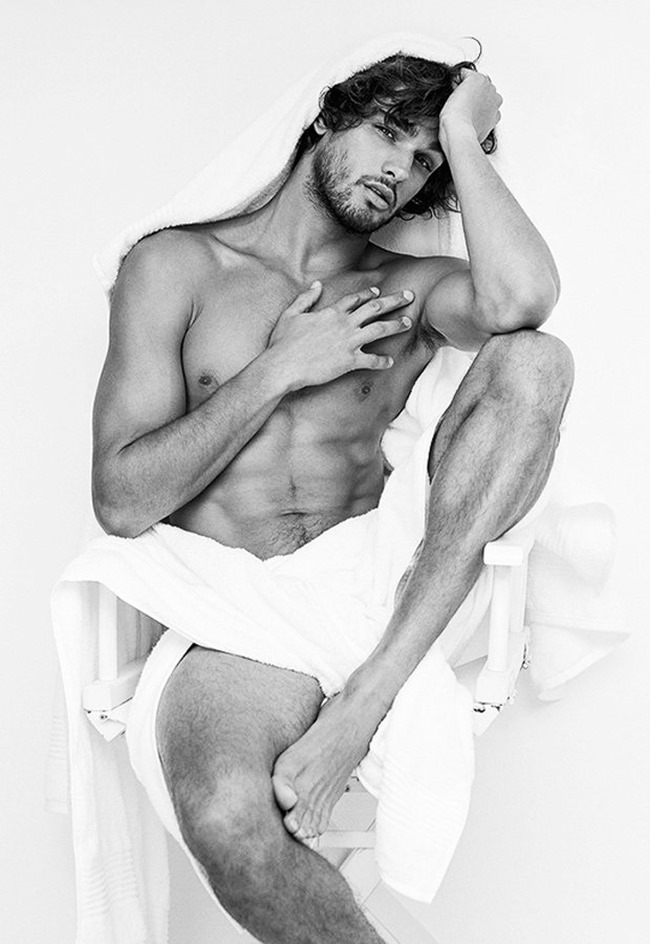 PREVIEW Marlon Teixeira for Made in Brazil #9 by Bruce Weber. www.imageamplified.com, Image Amplified