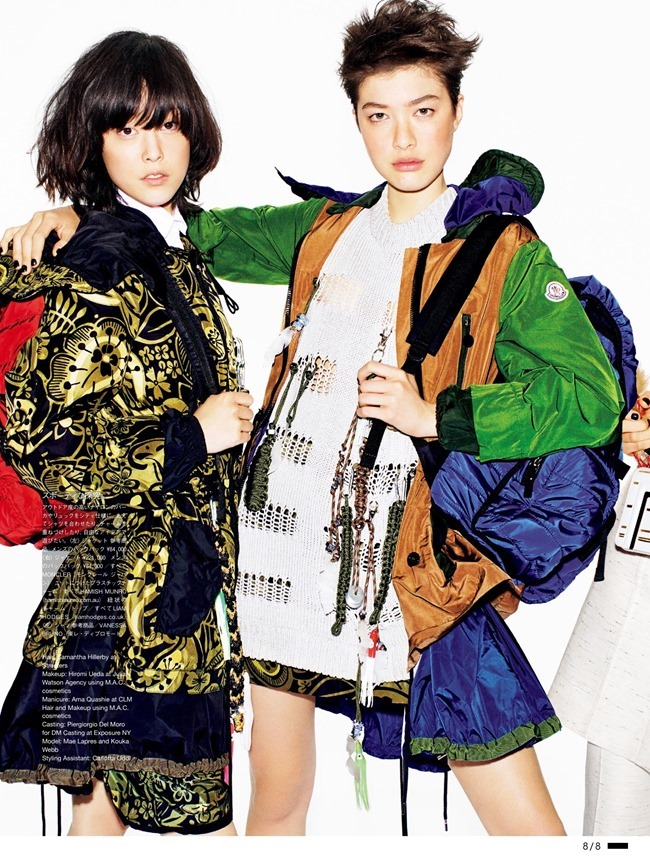 VOGUE JAPAN Mae Lapres & Kouka Webb by Matt Irwin. Aurora Sansone, June 2015, www.imageamplified.com, Image Amplified (4)
