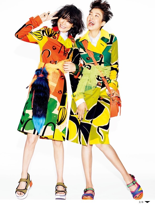 VOGUE JAPAN Mae Lapres & Kouka Webb by Matt Irwin. Aurora Sansone, June 2015, www.imageamplified.com, Image Amplified (6)